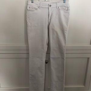Curvy Ann Taylor Jeans